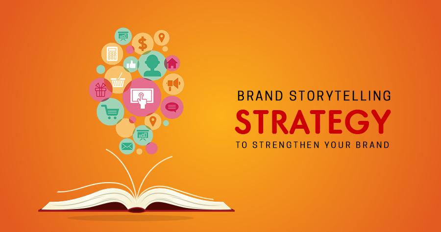 Brand Storytelling Strategy
