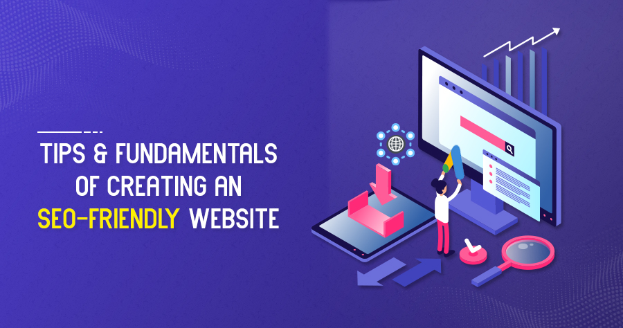 SEO Friendly Website Design & Development