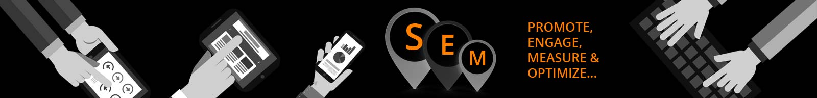 Search Engine Marketing Services / SEM (PPC) : iMz Media Solutions